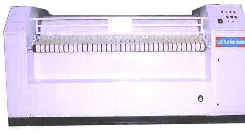 Flat Work Ironer (Calendering Machine)