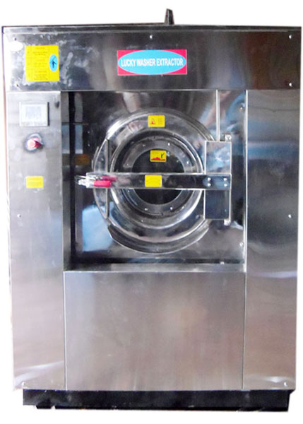 Laundry Extractor Machine ~ Industrial washer extractor machine