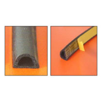 D Profile Rubber Sealing Strips