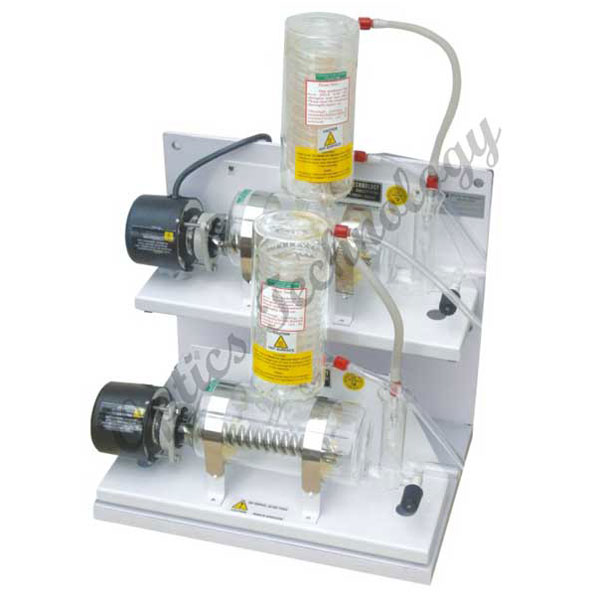Water Distillation Unit ~ Glass distillation unit