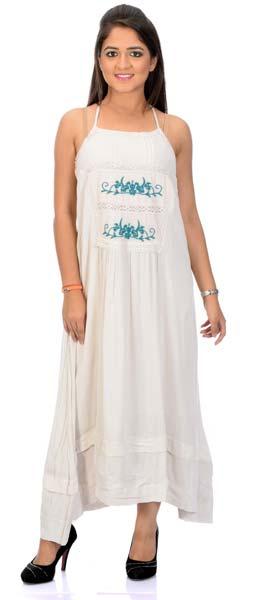 Ladies Plain Gowns
