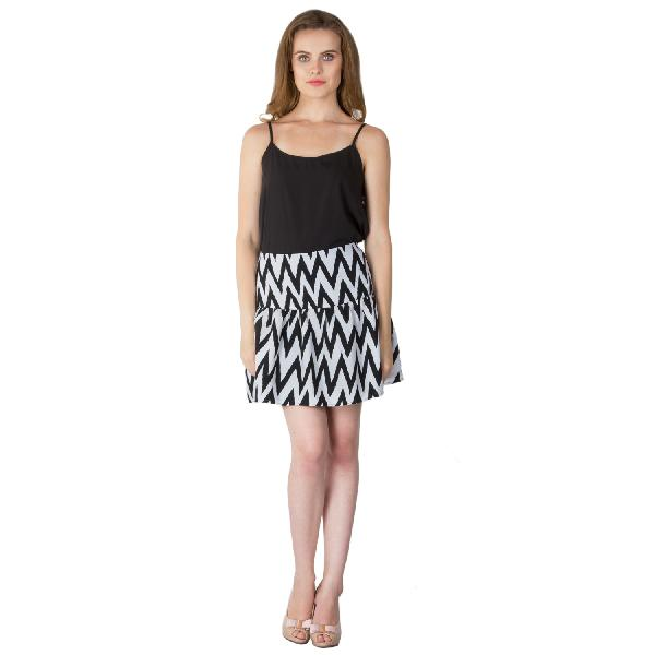 Zebra Print Skirts