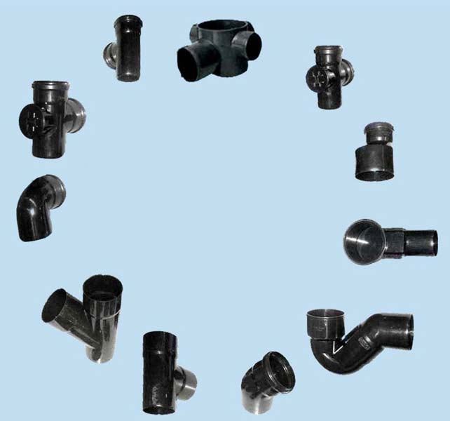 UPVC SWR Pipe & Fittings