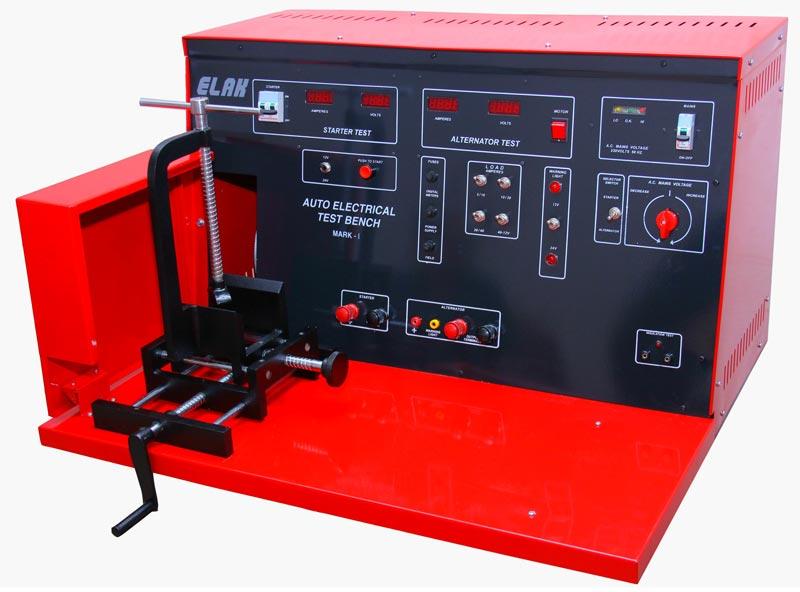 Digital panel meter digital panel meter manufacturers for Electric motor test bench
