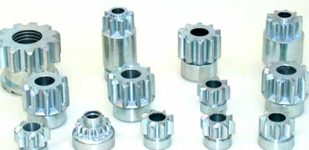 Precision Machined Gears