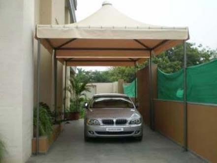 Car Parking Tensile Structure 10