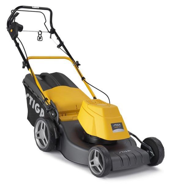 Stiga Electric Lawn Mower