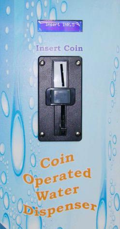 Coin Operated Water Vending Machine 01