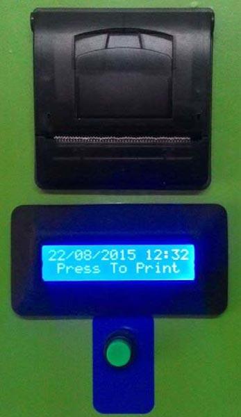 Token Vending Machine 01