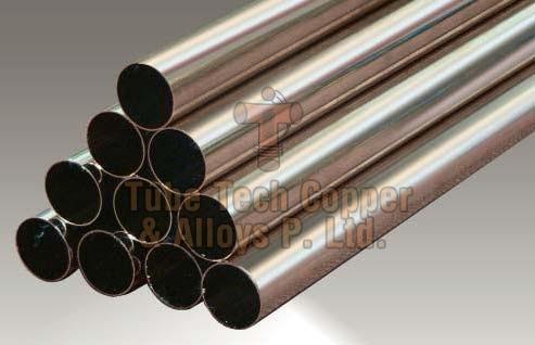 90/10 Cupro Nickel Tubes