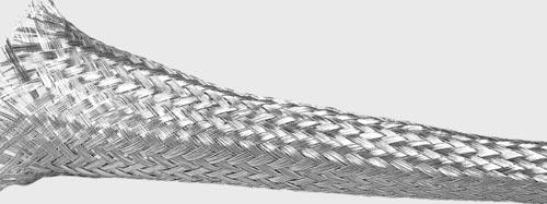 Hi-Flexible Copper Braided Sleeve