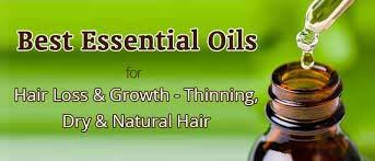 Aromatherapy Hair Regrowth Oil