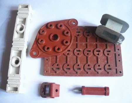 SMC Moulded Components