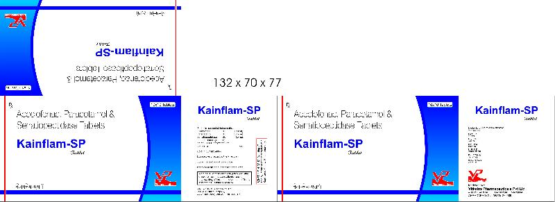 Kainflam-SP Tablets
