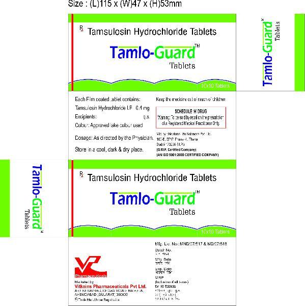 TAML GUARD Tablets