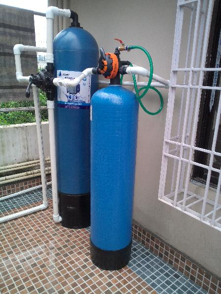 Water Softening Plant 01