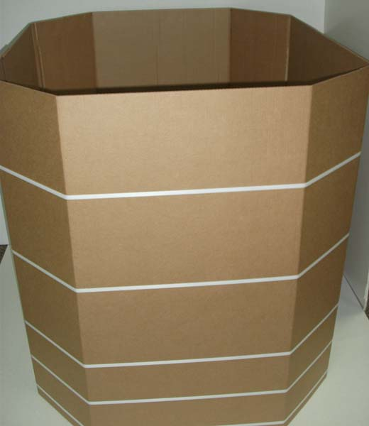 Jumbo Corrugated Paper Boxes