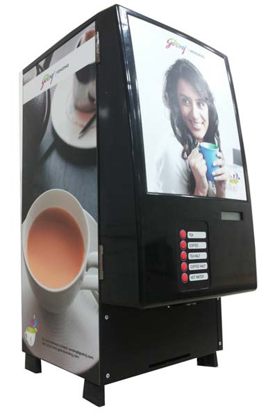 Godrej Tea and Coffee Vending Machine 01