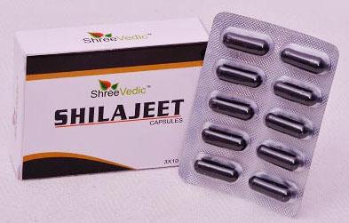 Shilajeet Capsules
