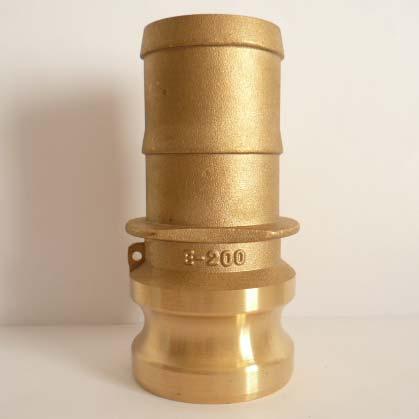 E Type Brass Camlock Couplings
