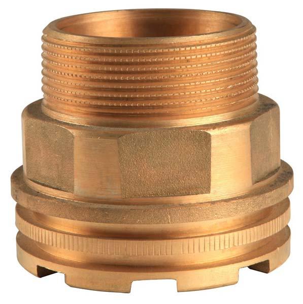 Brass Female Insert (NRCI055)