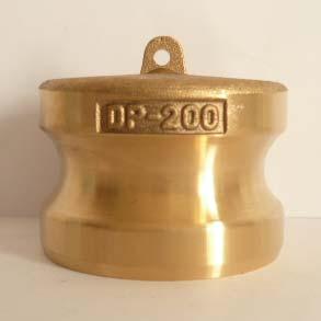 DP Type Brass Camlock Couplings