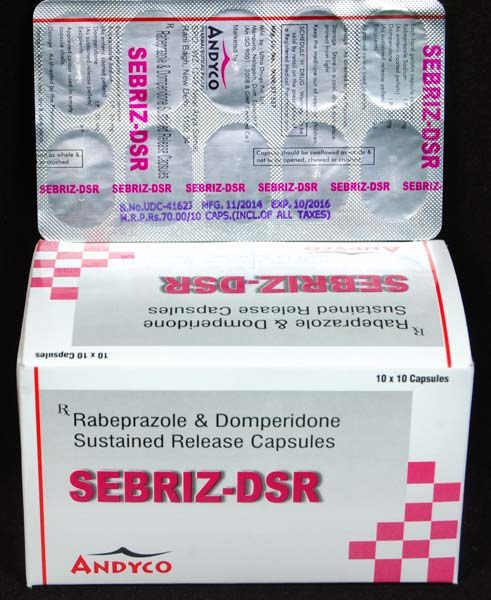 Sebriz-DSR Capsules