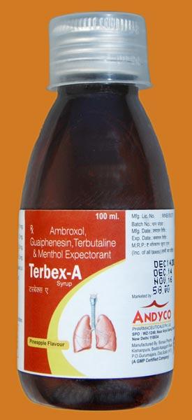Terbex-A Syrup
