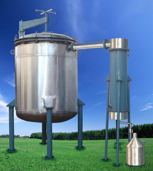 Home Water Distillation Equipment ~ Oil distillation units essential