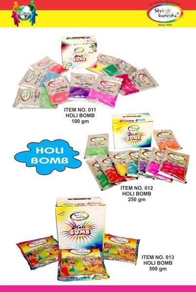 Multi Holi Color Packs