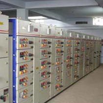 Motor Control Center Panel Automatic Power Factor Control