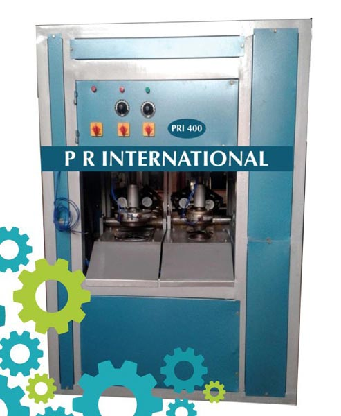 Fully Automatic Paper Plate Making Machine (PRI-400)