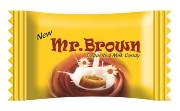 Mr. Brown Milk Candy