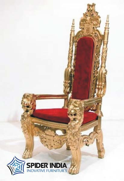 Wedding Throne Chair Golden Wedding Throne Chair Suppliers