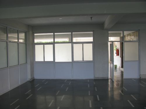 Aluminium Partition Work  05