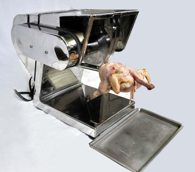 poultry cutting machine