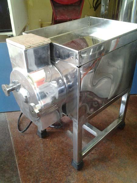 Chilli Cutting Machine