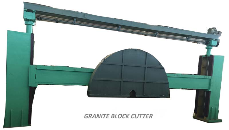 Block Cutting Machine