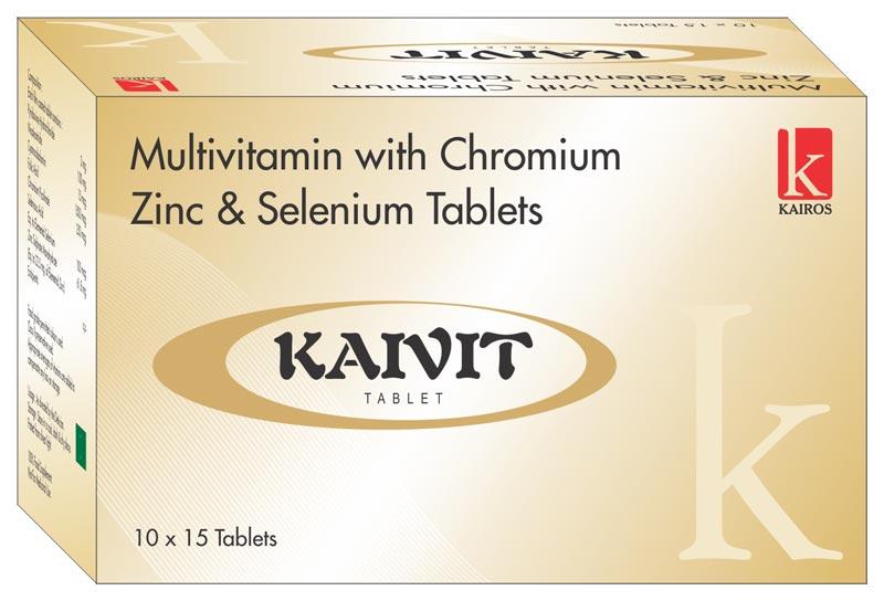 Chromium zinc