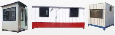 Portable GRP Cabin