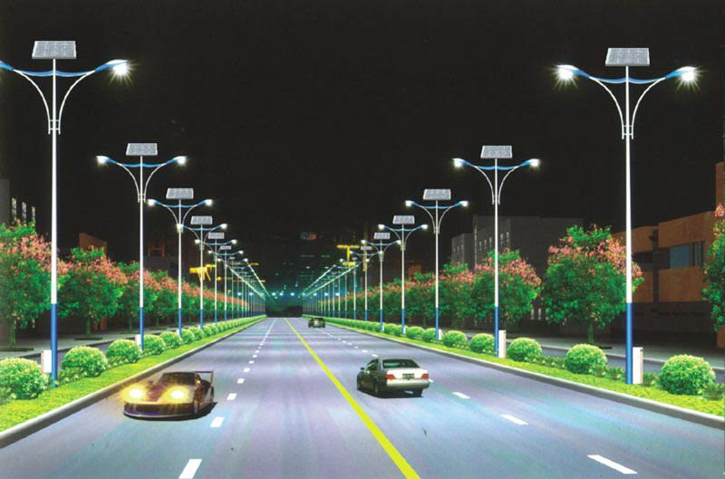 Solar Led Street Lights Manufacturer Supplier In Guwahati