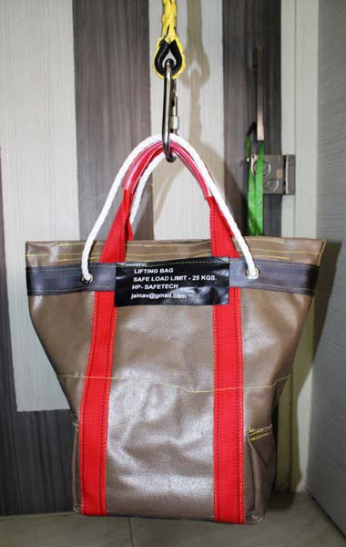 Scaffold Lifting Bag