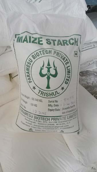 Maize Starch Powder (Low Moisture)