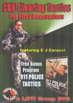 CQB Clearing Tactics DVD