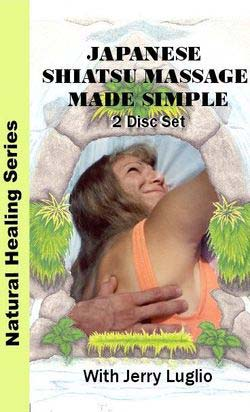 Japanese Shiatsu Massage DVD
