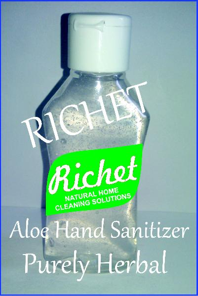 Richet Aloe Hand Sanitizer