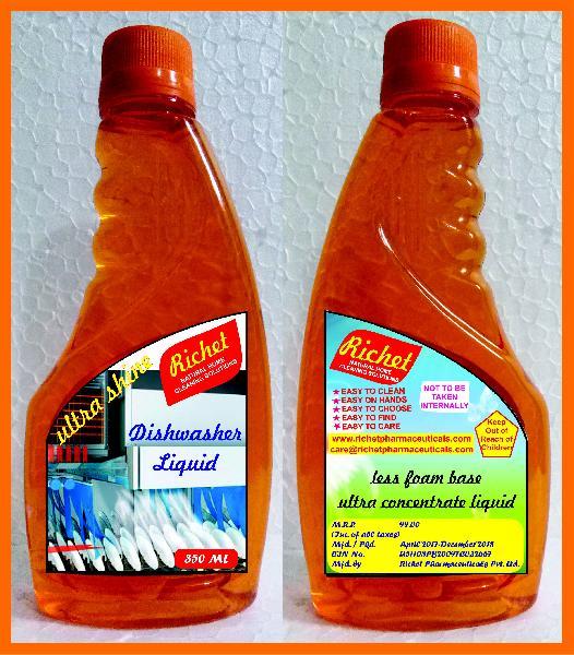 Richet Dishwasher Liquid