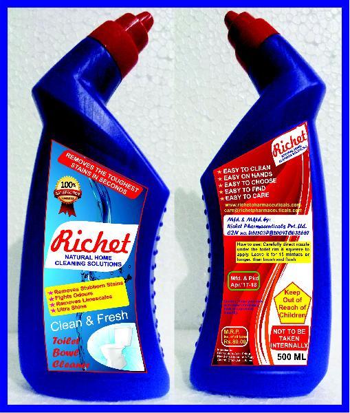 Richet Toilet Cleaner