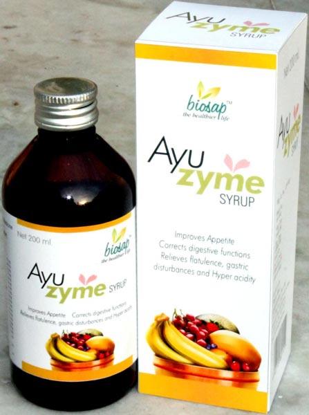 Ayuzyme Syrup