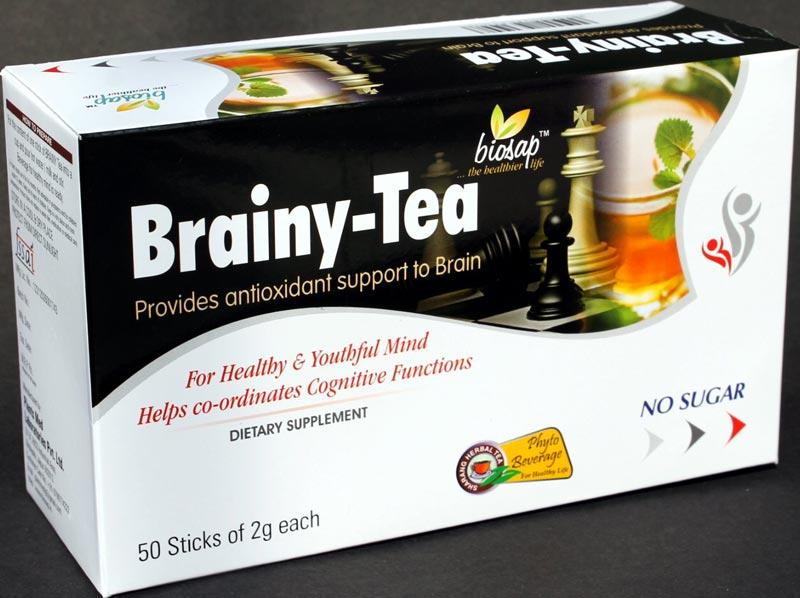 Brainy Tea